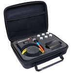 Divot® Bare Fiber Testing Device Deluxe Kit - ST Multimode 50