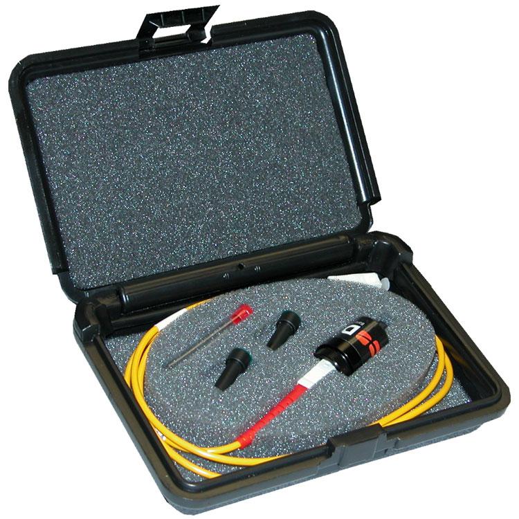 Divot 174 Bare Fiber Testing Device St Sm Amp Mm 62 5